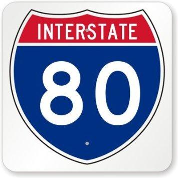 I-80 Reconstruction